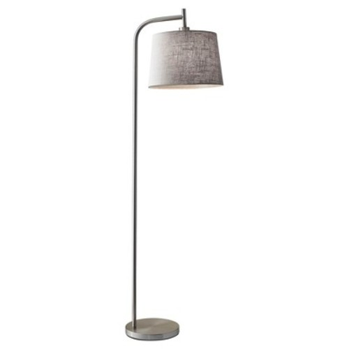 Adesso Blake 58'' Arched Floor Lamp