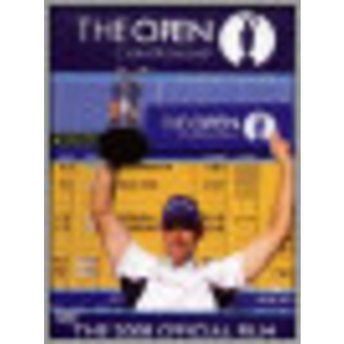 The British Open Championship: Theicial Film (DVD) (Enhanced Widescreen for 16x9 TV) (Eng) 2008