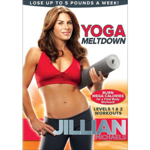 Jillian Michaels: Yoga Meltdown [DVD] [2010]