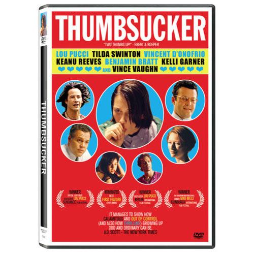 Thumbsucker: Lou Taylor Pucci, Tilda Swinton, Vincent D'Onofrio, Kelli Garner, Mike Mills, Anthony Bregman, Bob Stephenson, Bob Yari Film Group; Bull's Eye Entertainment; This Is That Productions: Movies & TV