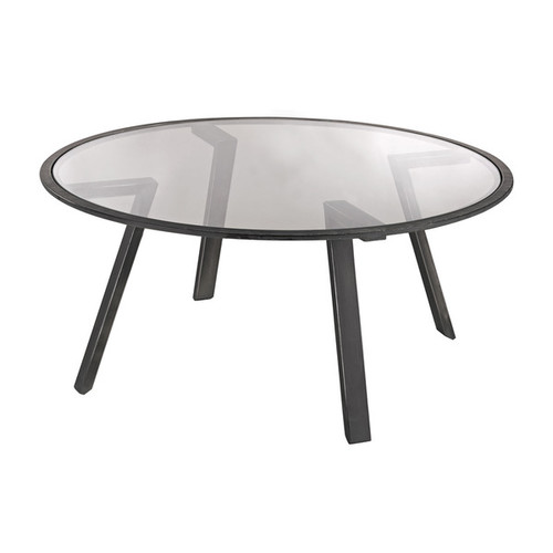 Dimond Home Coffee, Console, Sofa & End Tables LS Dimond Home Geometric Coffee Table