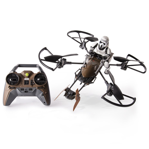 Air Hogs Disney Star Wars Speeder Bike Remote Controlled Drone