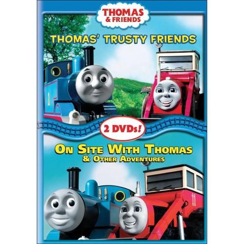 Thomas & Friends: Thomas Trusty Friends / On Site (DVD)
