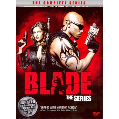 Blade: The Series - Season 1 [4 Discs] [DVD]