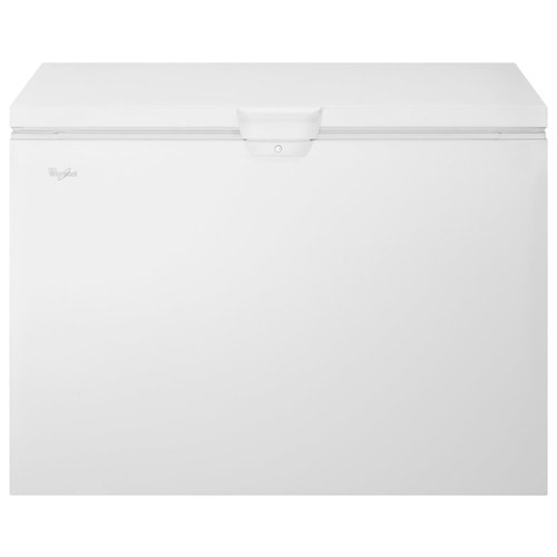 Whirlpool 15 cu. ft. Chest Freezer in White
