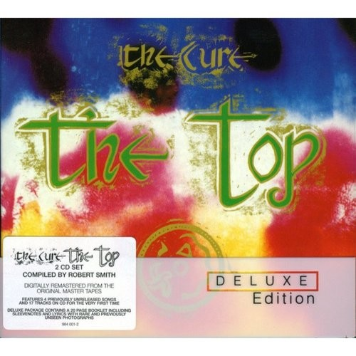 The Top [Deluxe Edition] [CD]