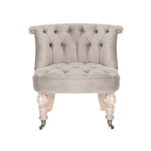 Carlin Tufted Chair by Safavieh
