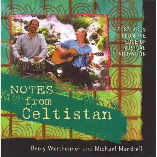 Notes from Celtistan [CD]