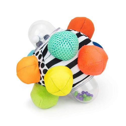 Sassy Developmental Bumpy Ball [Blue]