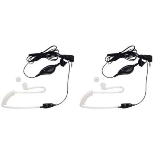 Motorola 2 Way Radio Surveillance Headset 1518