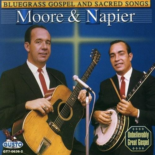 Bluegrass Gospel and Sacred Songs [CD]