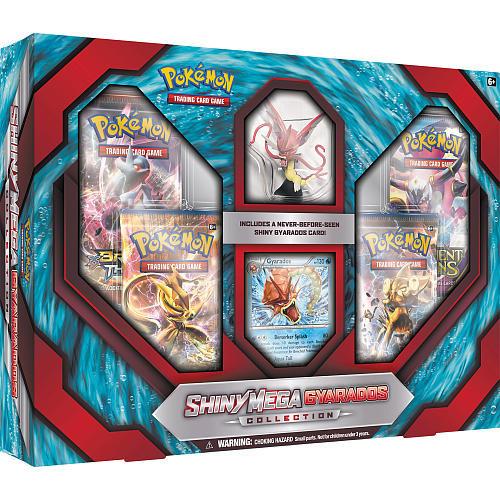 Pokemon Shiny Mega Gyarados Collection Trading Card Game