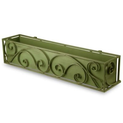 National Tree Company 30 in. Garden Accents Decorative Plant Box