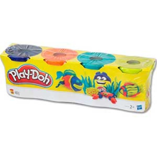 Hasbro Play-Doh Classic Colors - 4-Pack