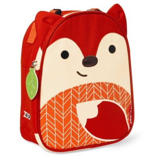SKIP*HOP Zoo Red Fox Insulated Lunchie