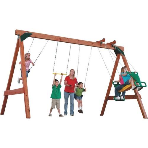 Swing N Slide Scout Swing Set Kit - NE4422