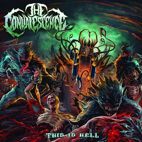 This Is Hell [CD]