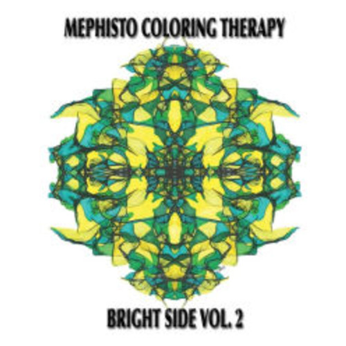 Mephisto Coloring Therapy Bright Side Volume 2: Adult Coloring Book