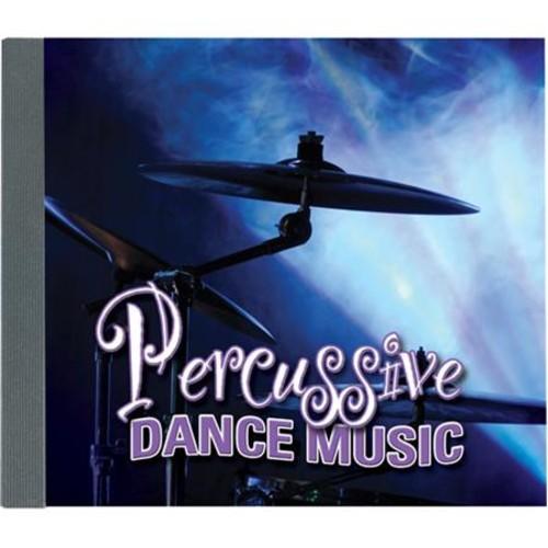 Sound Ideas Percussive Dance Music Royalty-Free Audio CD M-SI-PERDAN