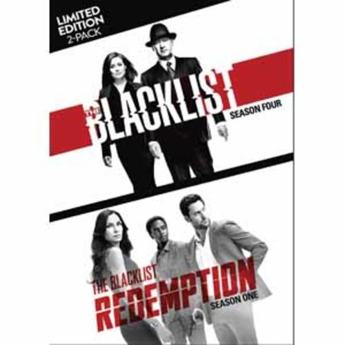 The Blacklist: Season Four/ Blacklist Redemption: Season One [DVD]