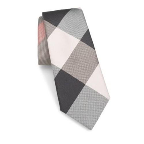 BURBERRY Manston Silk Tie
