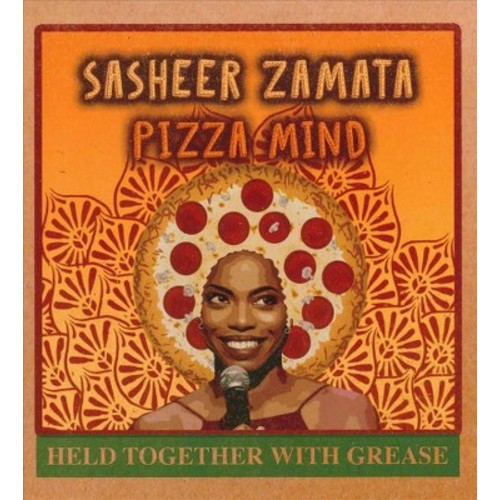 Sasheer Zamata - Pizza Mind (CD)