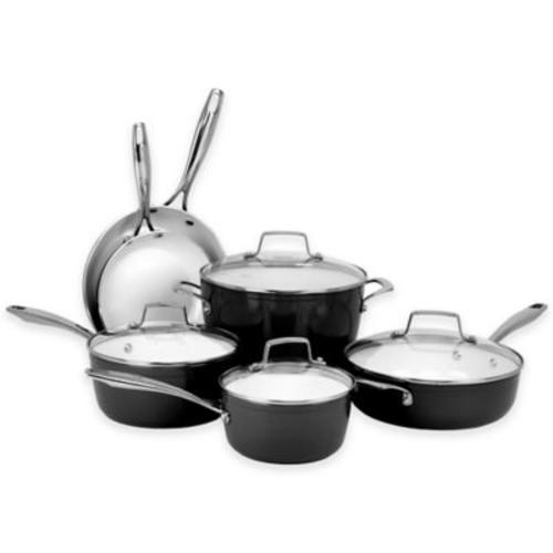 Oneida Ceramic Nonstick 10-Piece Cookware Set