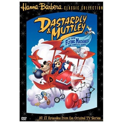 Dastardly and Muttley-Flying MacHines-Complete Series DVD
