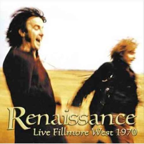 Renaissance - Live: Fillmore West 1970