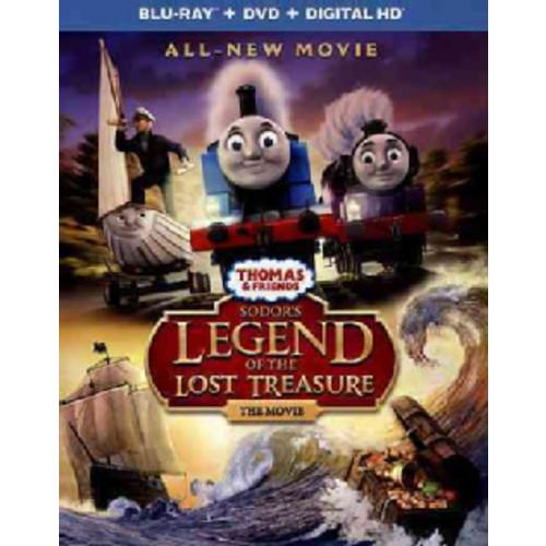 Thomas & Friends: Sodor's Legend Of The Lost Treasure (DVD)