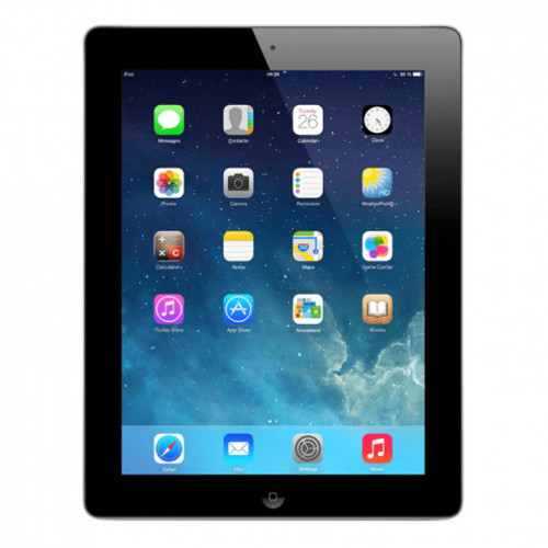 Apple - Pre-Owned iPad 2 - 32GB - Black