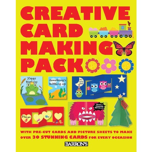 Creative Card Making Pack