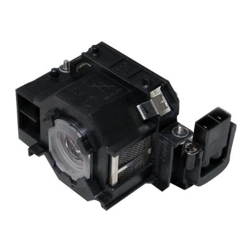 eReplacements ELPLP42-OEM, V13H010L42-OEM (Osram Bulb) - Projector lamp (equivalent to: ELPLP42) - 2000 hour(s) - for Epson EB-410, EMP-280, EMP-400, EMP-822, EMP-83; PowerLite 400, 410, 822, 83 (ELPLP42-OEM)