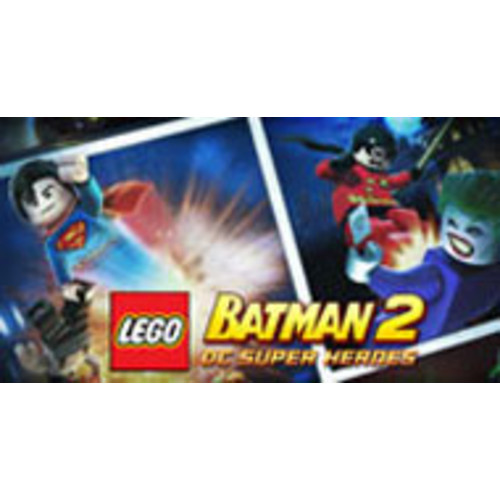 LEGO Batman 2: DC Super Heroes [Digital]