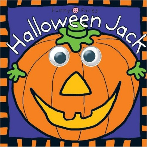 Halloween Jack (Board book)