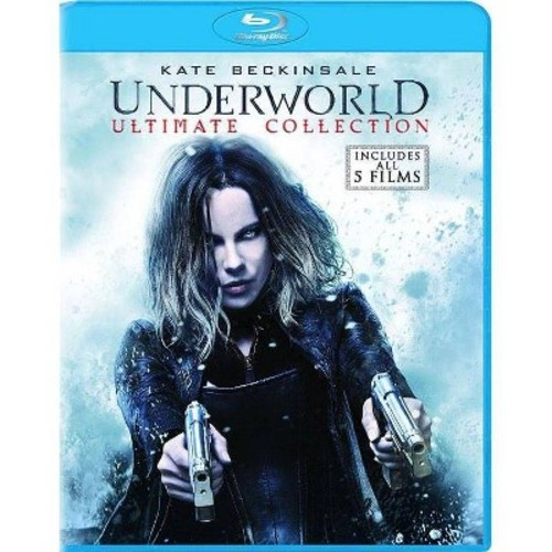 Underworld/ Underworld: Awakening/ Underworld: Evolution/ Underworld: [Blu-Ray]