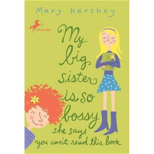 My Big Sister Is So Bossy She Says You C (Reprint) (Paperback)