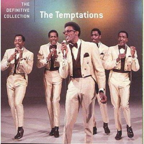 Temptations - Definitive collection (CD)