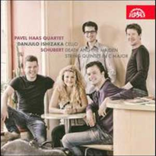 Schubert: Death and the Maiden; String Quintet By Pavel Haas Quartet (Audio CD)