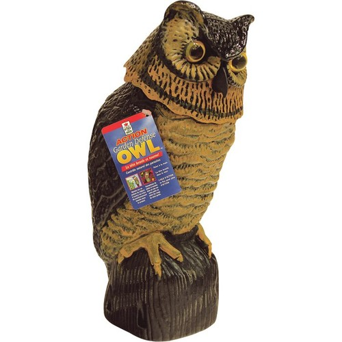 Easy Gardener Defense Owl  With Motions,