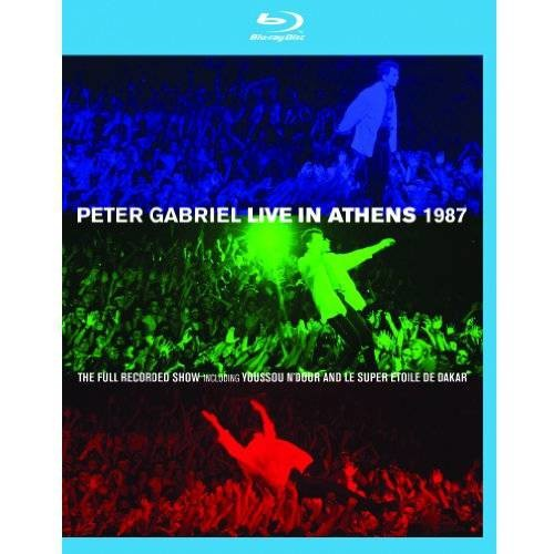 Live In Athens 1987 & Play (2 Disc) (W/Dvd) - Blu-ray Disc