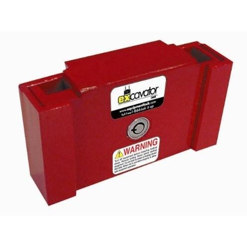Equipment Lock EXL Excavator Lock