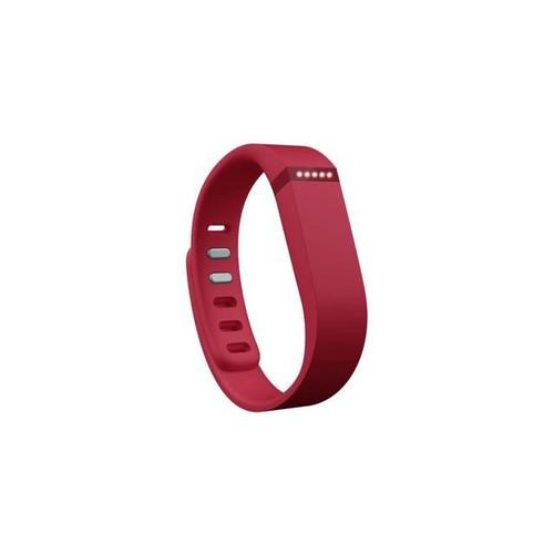 Fitbit Flex Wireless Activity & Sleep Tracker Monitor Fitness Wristband - Red