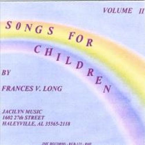 Songs for Children, Vol. 2 [CD]