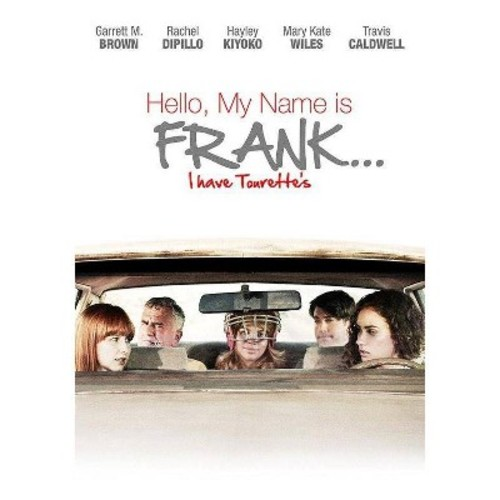 Hello my name is frank (DVD)