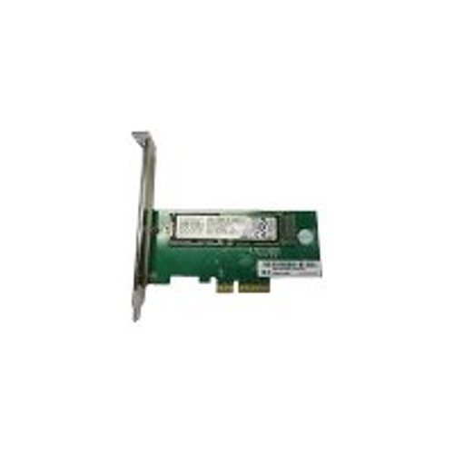 Lenovo ThinkStation M.2 SSD Adapter - Interface adapter - M.2 - Expansion Slot to M.2 - M.2 Card - PCIe 3.0 x4 - for ThinkStation P310; P320 (tower); P410 (4XH0L08578)