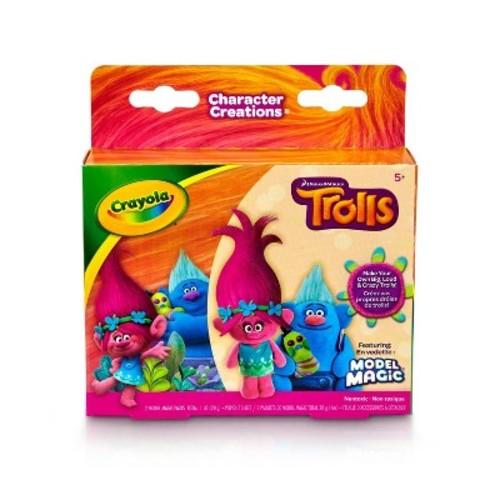 Crayola Trolls Model Magic Kit