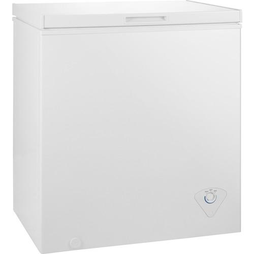 Insignia - 3.5 Cu. Ft. Chest Freezer - white