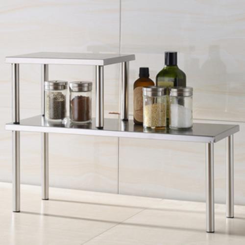 Seville Classics Expandable Kitchen Counter Shelf