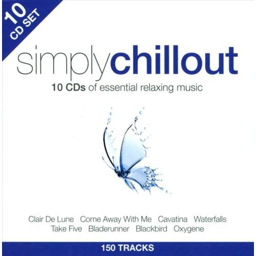 Simply Chillout [10 CD] [CD]